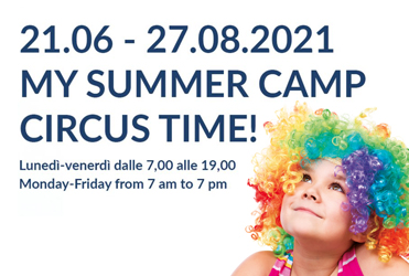 My Summer Camp – Circus time!