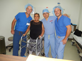 BECKER'S SPINE REVIEW: 20 total joint replacements in 3 days: How a pair of hurricanes wasn't enough to stop a One World Surgery Mission from serving Honduran patients in need, by Laura Dyrda