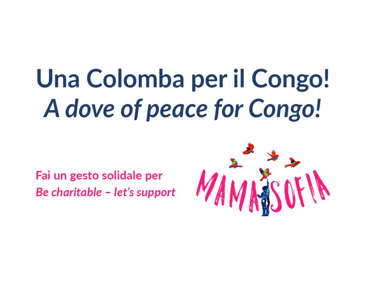 A DOVE OF PEACE FOR CONGO
